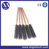 Escova do Tubo da escova Industrial personalizados para polimento de Rebarbação (TB-200062)