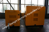 Tongchai 350 Kw/437.5 KVAのディーゼル発電機セットの防音のおおいの発電機