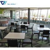4 Seaterのレストラン表および椅子の一定のイタリアの食堂の現代コーヒーテーブルの一定の熱い販売