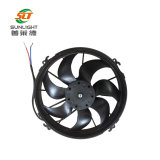 Radiator 무브러시 16inch 12V 24V Condenser DC Cooling Axial Fan