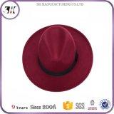 Tampas de feltro Chapéus de lã, estilo e o logotipo personalizado disponível, adequado para Brindes Promocionais