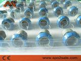 Conetor elétrico Push-Pull plástico