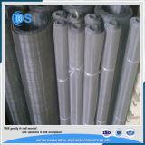 10 het Netwerk van de Draad van het Roestvrij staal van het micron