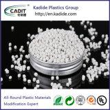 Resina materiale di plastica modificata PA66 Masterbatch di PA di alta durezza