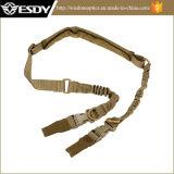 吊り鎖によってパッドを入れられる調節可能で重い吊り鎖戦術的な2ポイントのライフルの