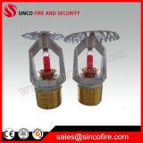 Regadera china UL/FM del agua del fuego