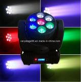 7X12W indicatore luminoso mobile di evento del fascio della testa LED (VS0712)