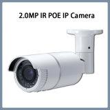 2.0MP IPPoe IR CCTV-Netz-Sicherheits-Gewehrkugel-Kamera (WH6)