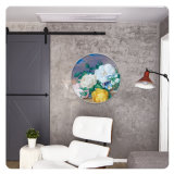 Картины маслом цветка изображения искусствоа стены/изображение стены для живущий комнаты и ванной комнаты
