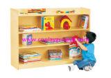 مدرسة خشبيّة [تشنغ يد] خزانة إدماج مع كتب [ديسبلي شلف] ([هغ-4606])