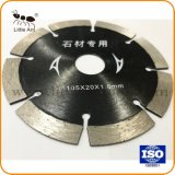 105мм высокого качества с возможностью горячей замены продажи горячих нажат металлокерамические режущий диск аппаратных средств Diamond пильного полотна