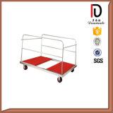 Stahlbankett-Stuhl-Laufkatze für die Gaststätte verwendet (BR-TR001)