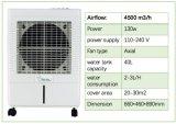 Aplicação inicial do resfriador do ar por evaporação refrigerador de água portátil