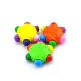 Pastello circolare Doodling di esagono di 6 colori dei bambini personalizzati