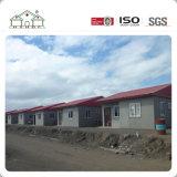 Stahlkonstruktion-vorfabriziertes Hauptfertighaus für Familien-Wohnsitz