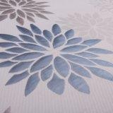 Tecido de licra Poly Jacquard, poliéster macio tecido para colchões
