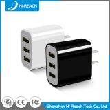 Commerce de gros Portable 3.1A Quick 3.0 chargeur de voyage universel USB Téléphone mobile