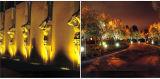 El paisaje exterior proyector LED de iluminación