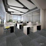 Sisily-1/12 Oficina Indicador de pila de bucle de alfombra mosaico alfombra Jacquard con bitumen atrás paño Non-Woven grueso /W
