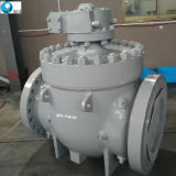 API 6D entrada superior montada do munhão de aço forjado Preço da Válvula de Esfera