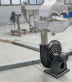 Máquina Extrusora de doble husillo para PET Flakes Re-Pelletizing