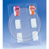 La vigilanza quadrata della visualizzazione di EVA dei fori di condizione 6 ha disposto il basamento di plastica della vigilanza