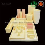 Crisol de cerámica modificado para requisitos particulares del alúmina 99