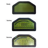 LCD van het Dashboard van OBD het Multifunctionele Digitale Comité van de Vertoning van het Streepje (903)