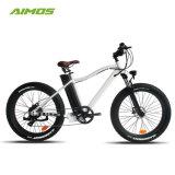 """À la mode des pneus de 26"""" de matières grasses Snow Cruiser de Montagne Vélo électrique"""