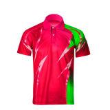 De in het groot Droge Geschikte Mensen Gesublimeerde Overhemden van het Polo van het Golf van het Polo Professionele