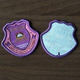 Preço baixo suprimento de fábrica tecidos personalizados patches para o vestuário agasalho
