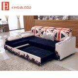 Base di sofà di stile del meccanismo del sofà dell'angolo del popolare di tre Seater con la parte di memoria per la mobilia dell'appartamento