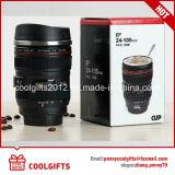 Hot Sale Lentille de caméra de voyage en acier inoxydable tasse à café / Cup
