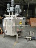 Misturador industrial do cosmético do aço inoxidável