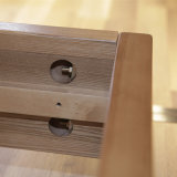 Ultima base di legno solido di disegno 2017 per l'insieme di camera da letto (CH-602)