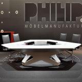 2017 famoso design mesa de conferência construir no fio Manager Soquetes de Pop-up 8 10 12 14 lugares