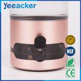 Générateur Hydrogène-Riche de l'eau de générateur de l'eau d'hydrogène/cuvette alkaline et d'hydrogène de l'eau