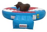 Almofada insuflável Rodeo Bull brinquedo inflável jogo desportivo insufláveis
