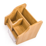 Household and Office Use Wooden Storage Organizer