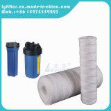 Filtragem grande 10 filtro em caixa enorme da ferida da corda de 20 polegadas com núcleo dos PP