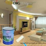 Odeur fraîche de l'intérieur Revêtement de mur décoratif pour les enfants de la chambre