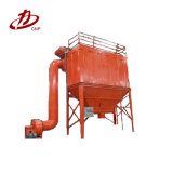 Industrial Pulse Jet Cyclone Cartridge Fly Ash Bag Dust Collector