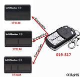 4 canales de Control Remoto Compatible Liftmaster 390 MHz