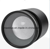 Haz Ángulo Ajustable 10~70grado 20W 25W de luz de la pista LED