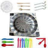ピクニックバーベキューのための創造的なプラスチック注入の食事用器具類型