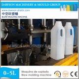 De HDPE vaso de leite máquina elevada moldagem por sopro