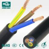 cavo elettrico del cavo elettrico di 3X2.5mm/cavo elettrico 3X2.5/3X1.5mm2