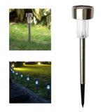 태양 잔디밭 빛 LED 태양 정원 빛