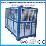 Venta directa de fábrica de 30 CV 74,9KW de capacidad de refrigeración industrial enfriado por aire Enfriador de agua