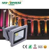reflector de 10W LED en al aire libre impermeable